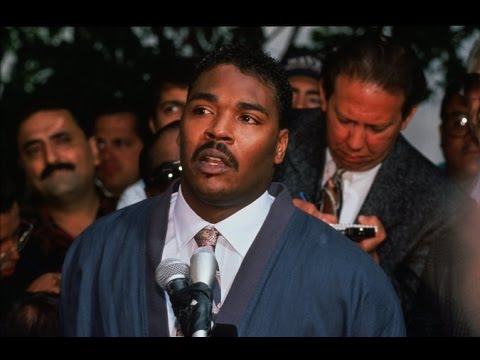 Remembering the 1992 Los Angeles Riots - Rodney King Pleads for Healing