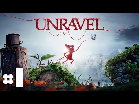 Unravel - Playthrough #1 [FR]