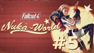 Загадочный Особняк Грандчестер и Захария ● Fallout 4: Nuka-World #5