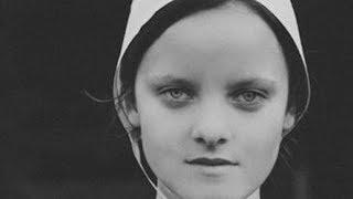 Das Mädchen wuchs auf wie im Mittelalter. 12 Jahre spä...