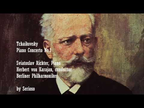 Tchaikovsky, Piano Concerto no 1, Richter
