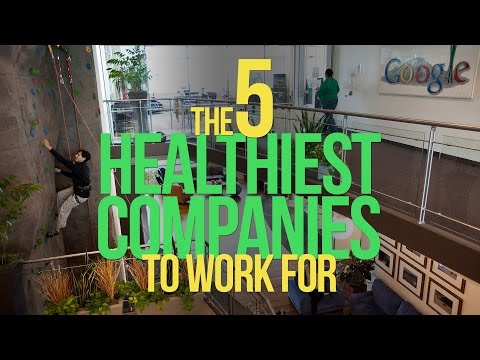 Companies With The Best Perks Ever
