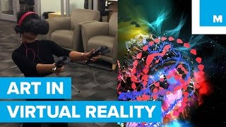Step Inside a Painting with Virtual Reality