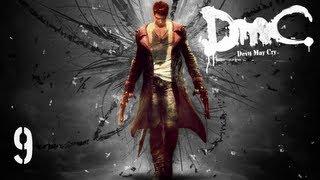 Прохождение DMC: Devil May Cry - Миссия 9 — Дьявол изнутри: Ключ Ассиэль