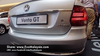 Evo Malaysia.com | 2017 New Volkswagen Vento GT 1.2 TSI Full Walk Around Review