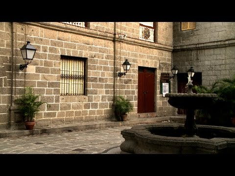 【HD】Casa Manila Museum, PHILIPPINES | フィリピン カーサ・マニラ博物館