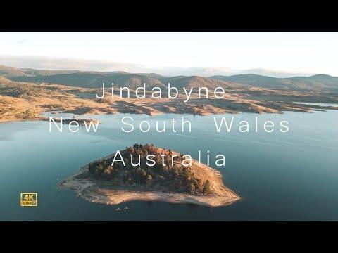 Jindabyne in 4k | Snowy Mountains, NSW | Cinematic Travel Video - jindabyne