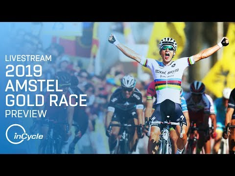 Amstel Gold Race 2019 | PREVIEW LIVESTREAM | 2015-2018 Highlights | InCycle| InCycle
