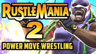 Rustlemania 2: SuperBrawl Saturday III - Power Move Pro Wrestling