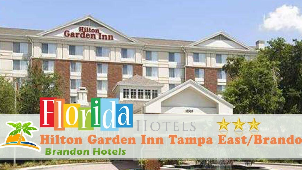 Hilton Garden Inn Tampa East Brandon Brandon Hotels Florida Youtube