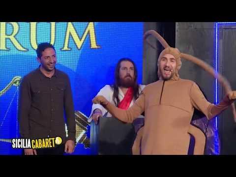 Sicilia Cabaret 10° Puntata (III Edizione) - T'ASPIETTU FORUM