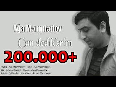 Aga Mamedov -  Onu Mene Xatirladir Hergun 2018