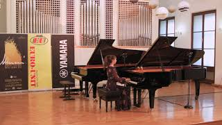 Gambar cover Fatma Ece Ergün - Hırvatistan Piyano Yarışması
