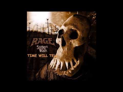 Клип Rage - Time Will Tell