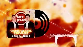 Fair Play - Miłość we mnie rozpalasz (Matyou Remix) Nowość Disco Polo 2019
