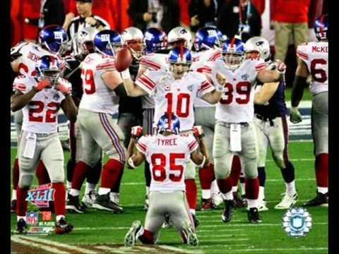 KeyBoy  New York Giants Super Bowl 42 Theme Song