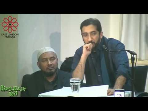 How To Propose For Marriage in Islam || Ustad Nouman Ali Khan || East London Mosque 2017