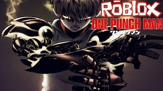 GET ONE PUUUUNCHED! Roblox One Punch Man Reborn Épisode 1