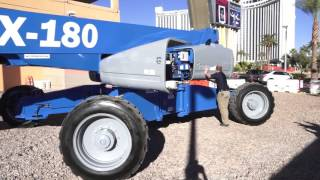 Product Review: Genie SX 180 Telescopic Boom Lift