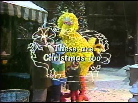 Christmas Eve On Sesame Street.Closing To Christmas Eve On Sesame Street 1987 Vhs