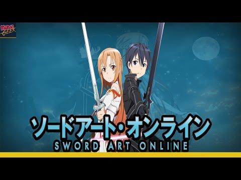 Sword Art Online - Mundo Geek