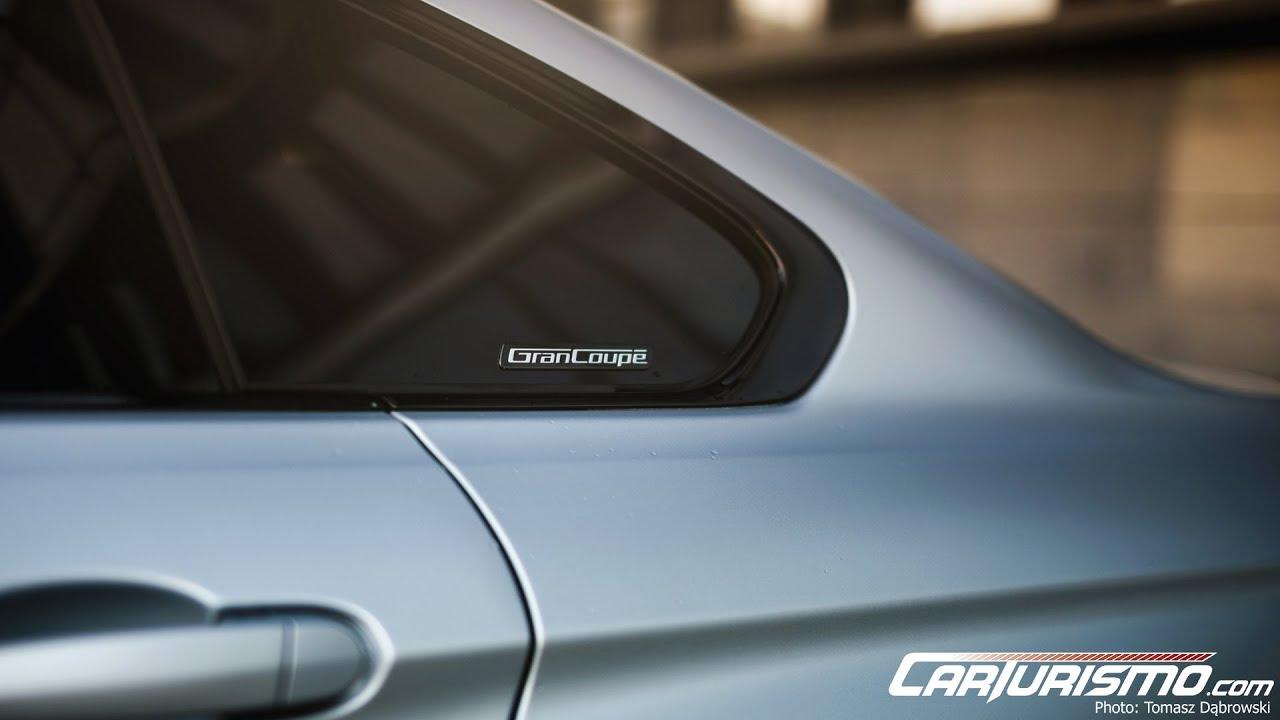 BMW 430d xDrive Gran Coupe test PL Pertyn ględzi