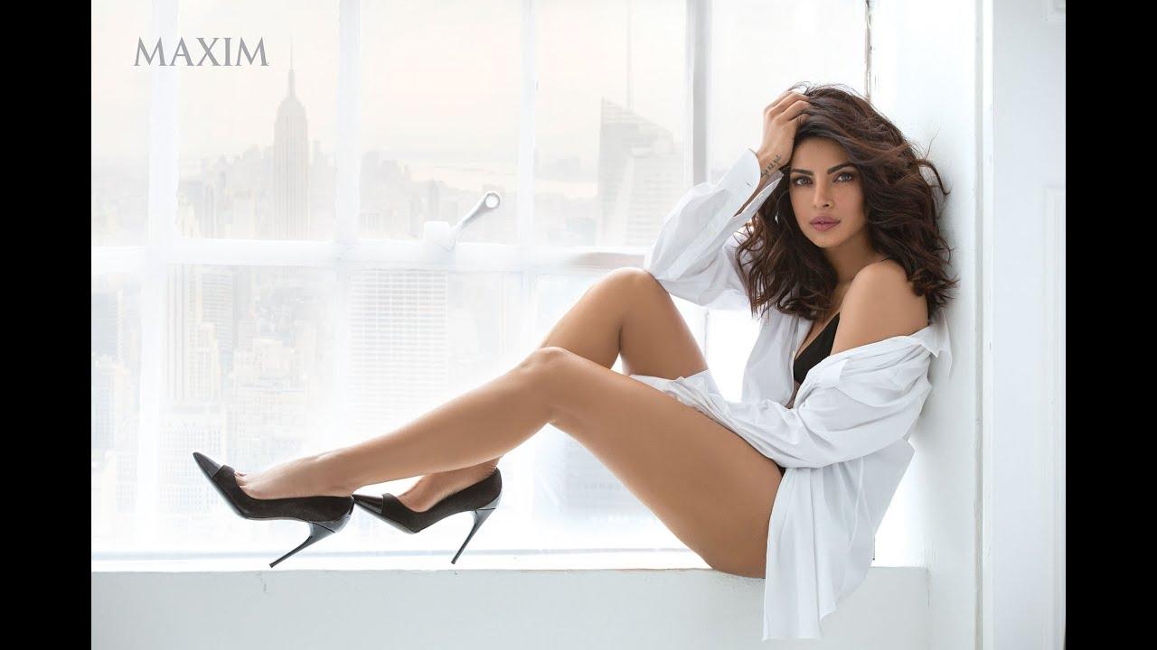 Priyanka Chopra Hot Maxim India Photoshoot June 2016 Youtube
