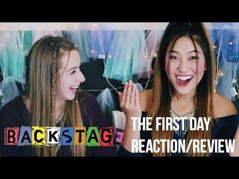 Backstage Reaction/Review | girlsmeetfilm