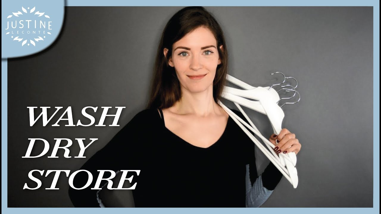 How to care for clothes + 6 laundry hacks   Justine Leconte
