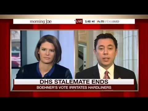 3-4-2015 Chairman Chaffetz Discusses President Obama's Executive Amnesty & DHS Funding