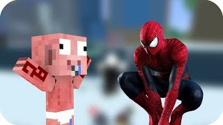 BEBE AENH VS SPIDERMAN - ROBLOX AENH INJUSTICE OA