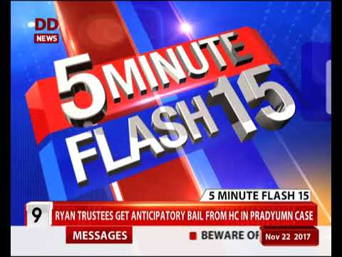 Top 15 Headlines in 5 Minutes @ 8.55 am