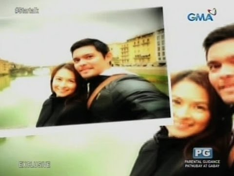 Startalk: Dingdong Dantes and Marian Rivera exclusive! - 동영상
