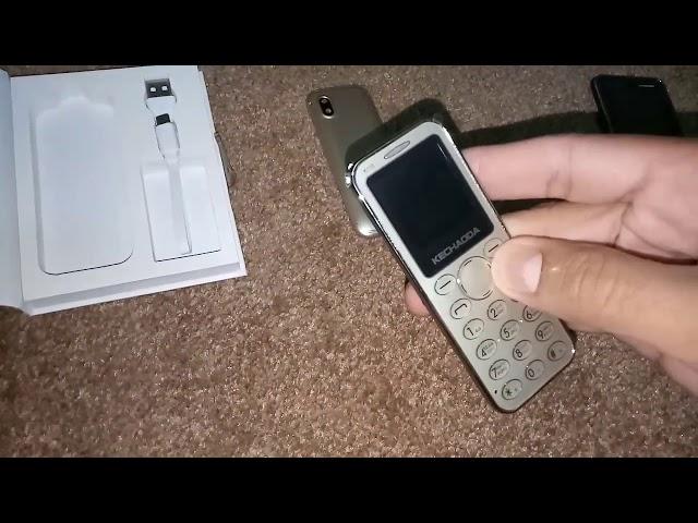 Wow  Beautiful cellphone Kechaoda k115 plus