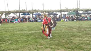 TAOS PUEBLO POW WOW 2019 DAY 2  -  -Young Men Traditional
