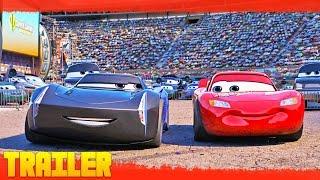 vuclip Cars 3 (2017) Disney Nuevo Tráiler Oficial #5 Español
