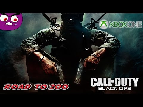 Call Of Duty Black Ops - Road to 200! - LIVE