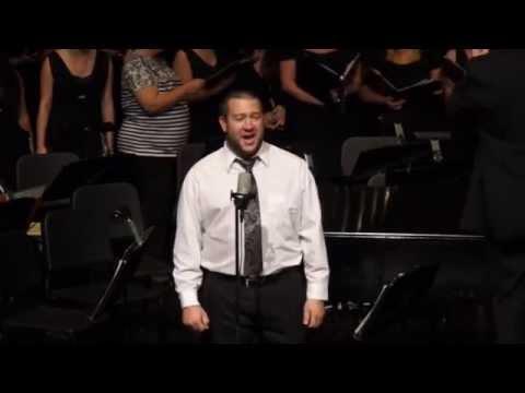 """Judson University Choir & Alumni - """"Somebody's Prayin'"""""""