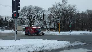 Maplewood Fire/EMS - Medic 331 - Code 3