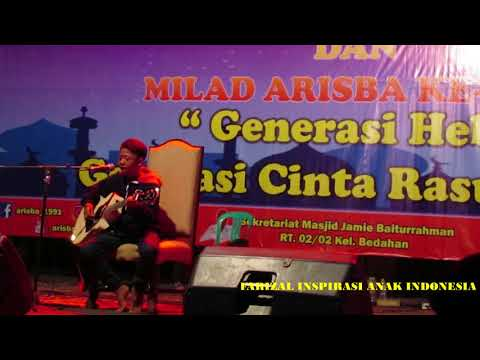 FARIZAL AYAH KU KIRIM KAN DOA cover laoneis band