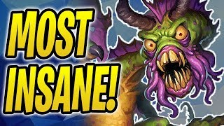 The Most INSANE Shudderwock in Hearthstone HISTORY?! | Shudder Yogg Shaman | The Boomsday Project