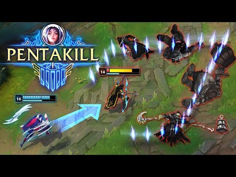THE ULTIMATE 1v5 POPOFFS MONTAGE - GODLIKE OUTPLAYS - League of Legends
