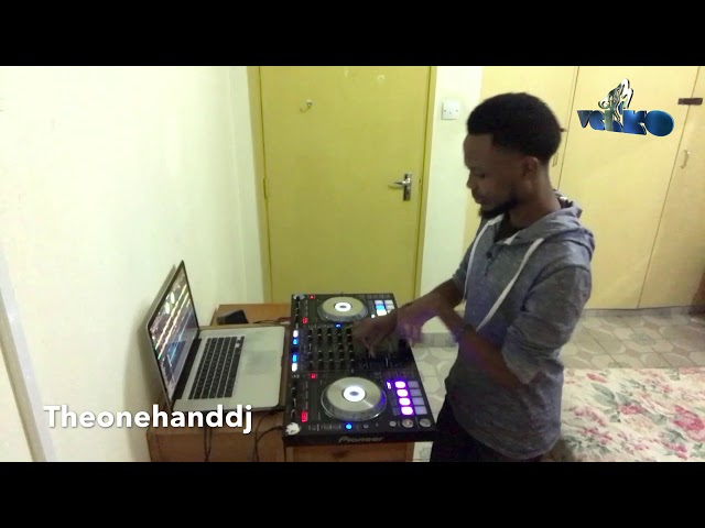 Velko The One Hand Dj The Burnout Show Episode 23