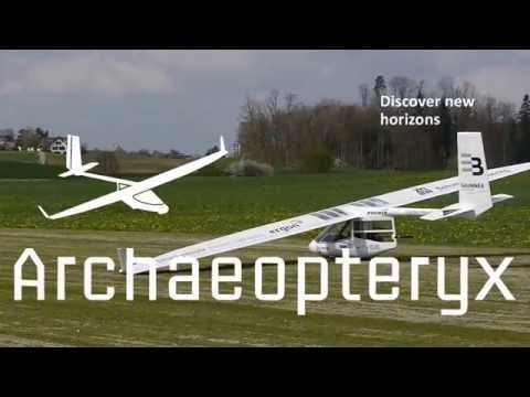 Archaeopteryx Electric Aircraft