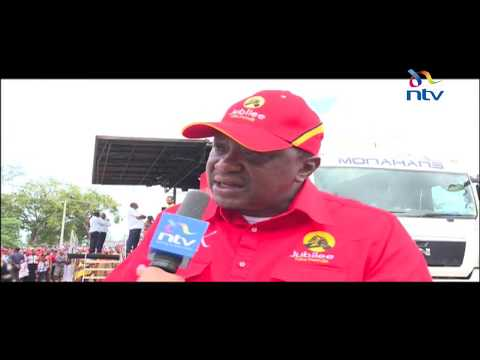 We shall win the elections based on our agenda and policies - President Uhuru Kenyatta