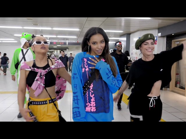 Tinashe - Save Room For Us (Tokyo Visual) [Official Video]
