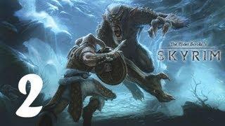 TES V Skyrim #2 [ Коготь дракона ]