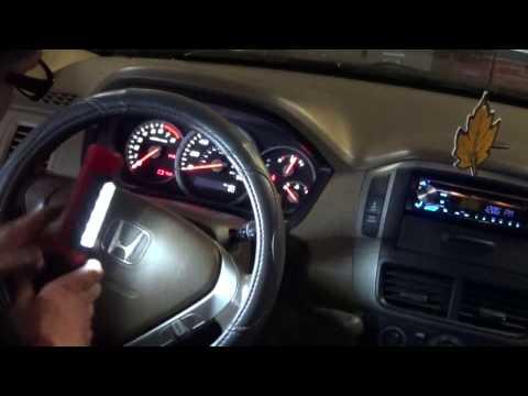 2006 Honda Pilot After Market Radio Pioneer DEH-X390BT  Installation