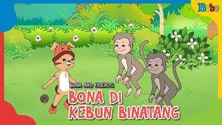 Download Video Dongeng Anak - Bona Di Kebun Binatang - Bona And Friends MP3 3GP MP4