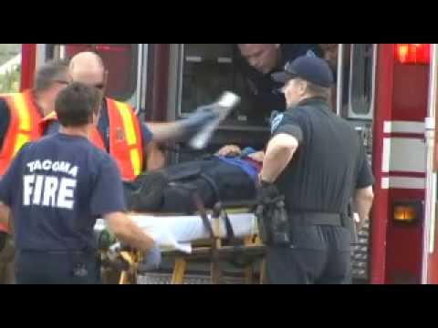 Police officer injured in Pit Manuver